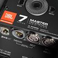 Loa kiểm âm JBL 705P - Loa monitor liền công suất 4