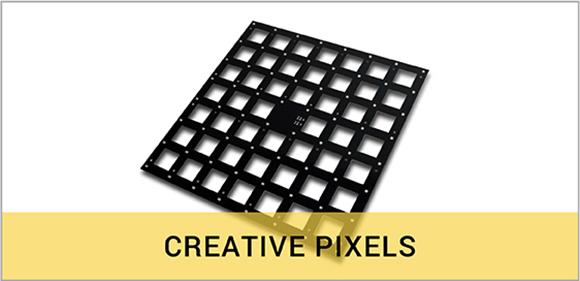 Creative Pixels
