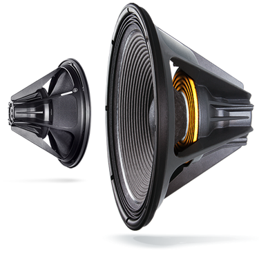 Loa JBL F12 - Hệ thống 2 chiều Bi-Amplified