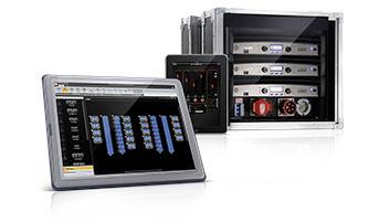 JBL VTX Tích hợp và quản lí hệ thống